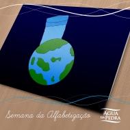 Água da Pedra celebra o Dia Mundial da Alfabetização