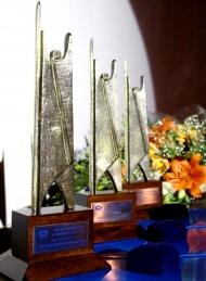 Troféu concedido pelo CRA-RS