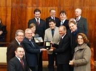 FRUKI foi homenageada pela Assembleia Legislativa do RS