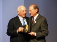 Jorge Gerdau Johannpeter e Nelson Eggers