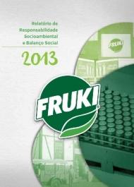 Relatório Socioambiental da FRUKI