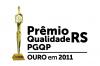 Troféu Ouro - Prêmio Qualidade RS PGQP